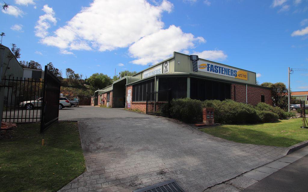 Modern High Clearance Warehouse