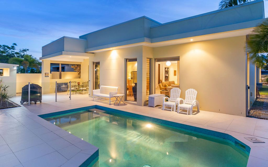 Sleek Contemporary Single Level Home in Gracemere