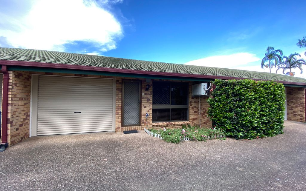 QUIET COMPLEX IN SOUGHT AFTER LOCATION