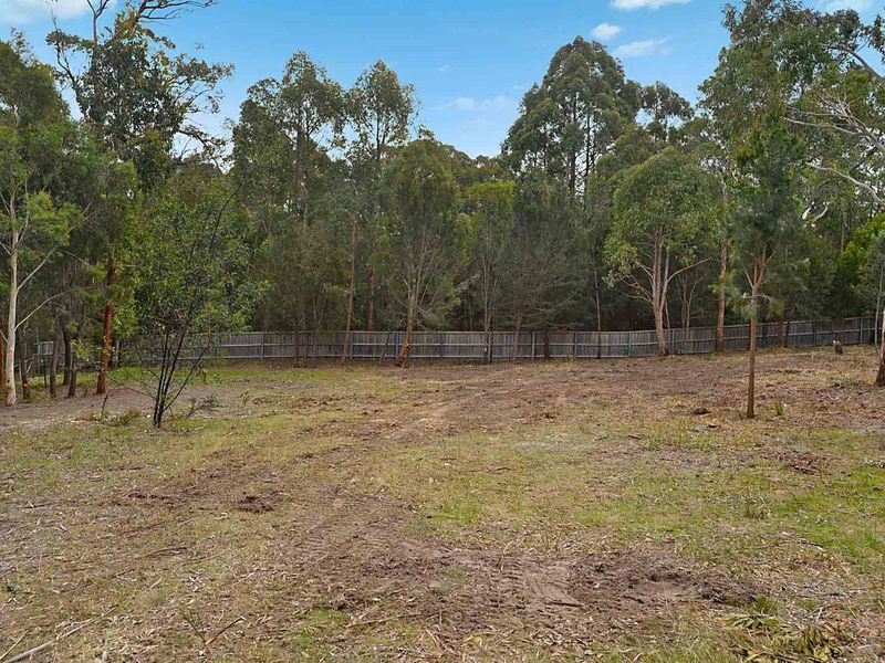 Large half acre block in sought after location