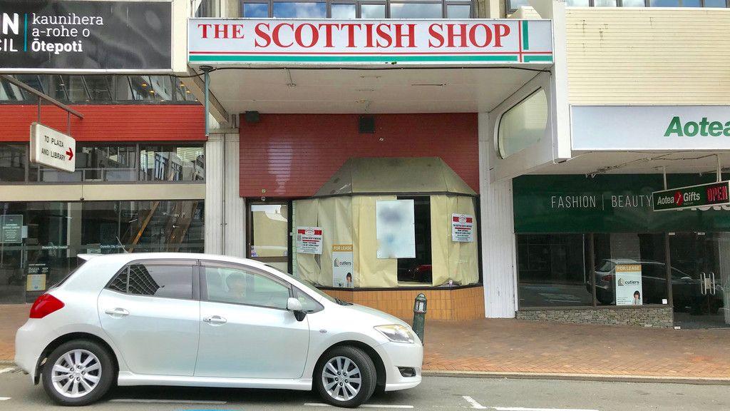 Retail Shop George Street
