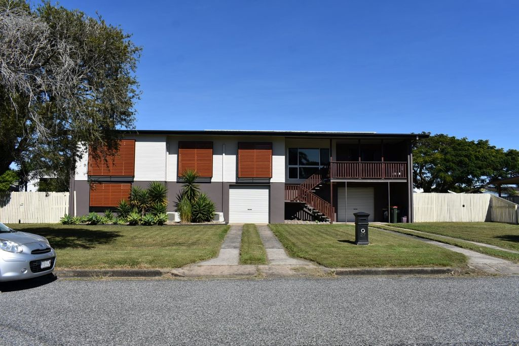 WEST MACKAY – LARGE FAMILY HOME