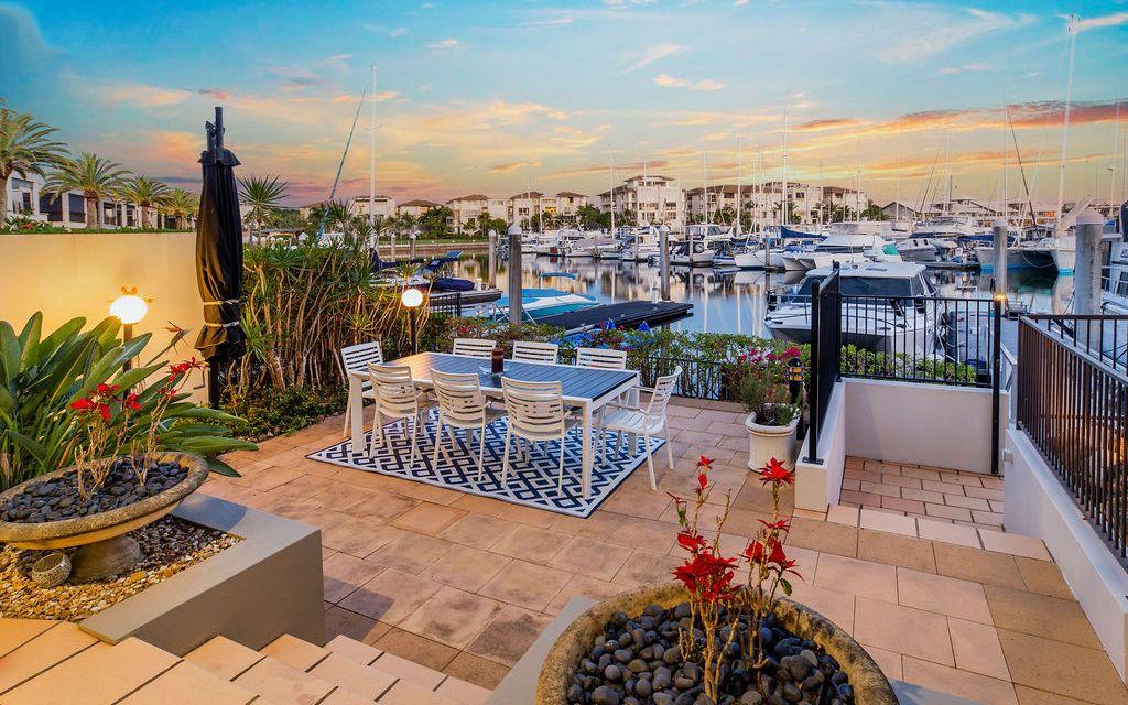 Stunning Marina Home