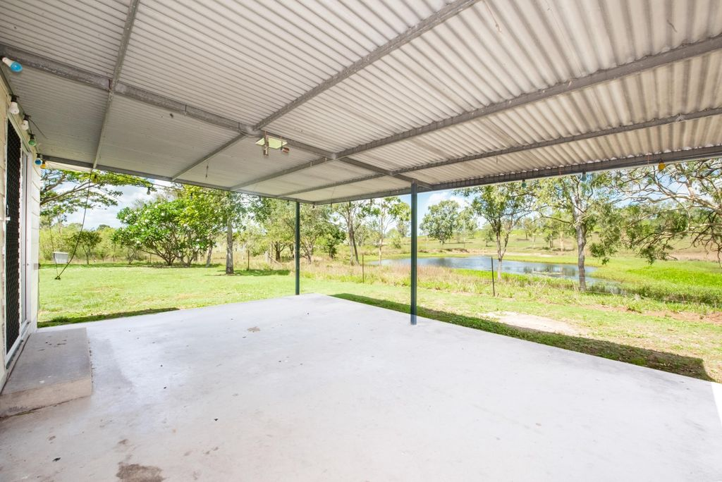 3199 m2 Flat, Useable Land With House & Shed – Close to Mackay