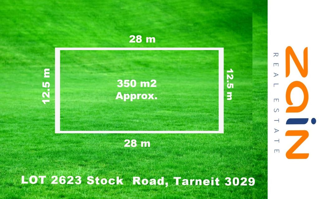 350 m2 Land for Sale in Rothwell Villages, Tarneit