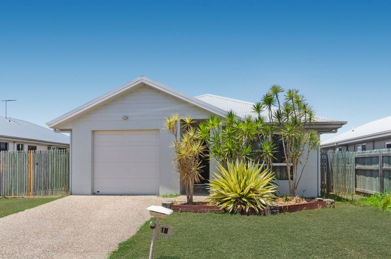 Lowset rendered home on a fully fenced 495m2 block with side access