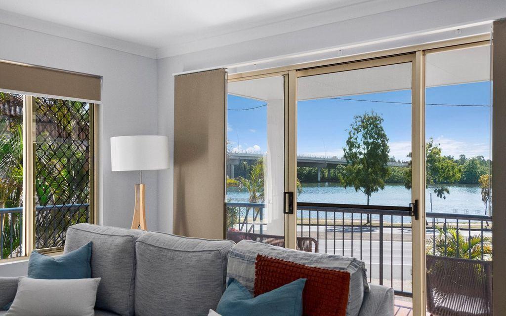 Front Duplex with stunning viewline!