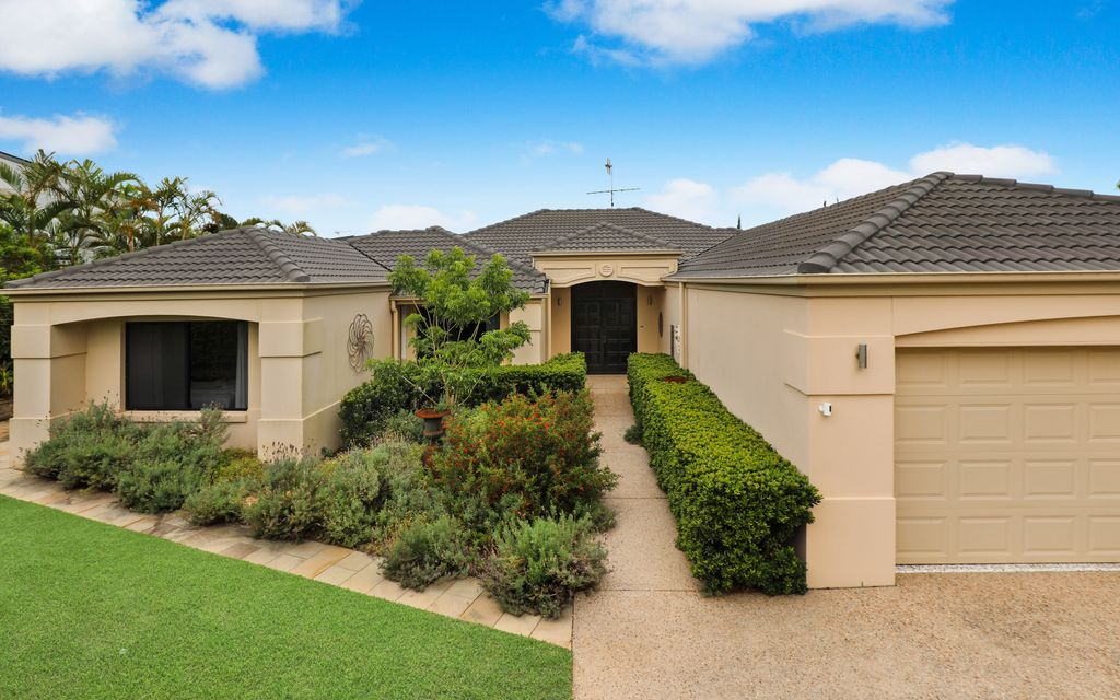 Sophisticated family home in desirable Buderim locale