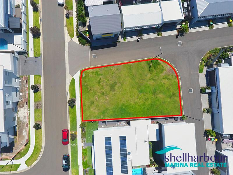 Unrivalled Land Opportunity within the Shell Cove Waterfront Marina Development