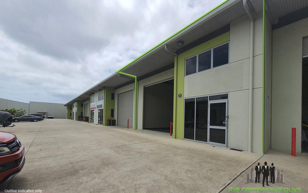 Excellent Value Modern Industrial Warehouse + Office