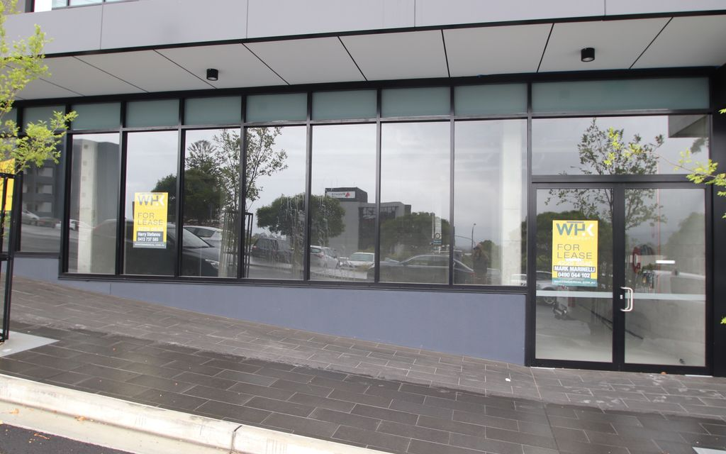 Brand New Retail space in Prime Location