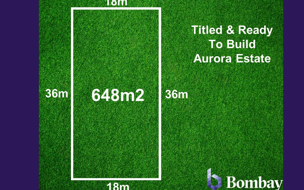 Premium Land Titled & Ready To Build