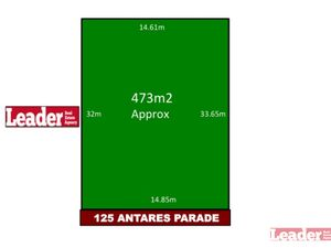 473m2 Titled Block In Prime Location With 14.85m Frontage