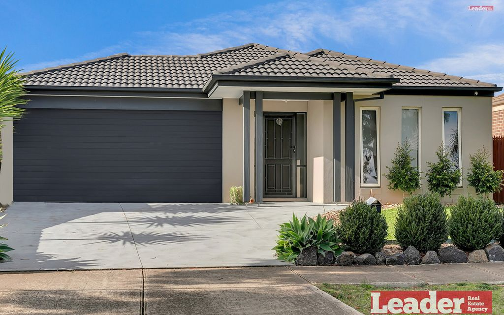 """Family home in the heart of Mernda"""