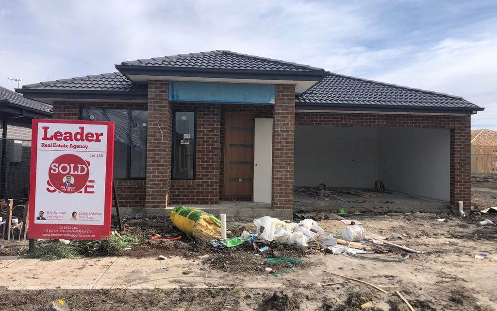 What An Opportunity – House & Land Package