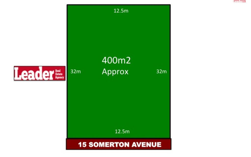 Titled 400m2 Block In Prime Location