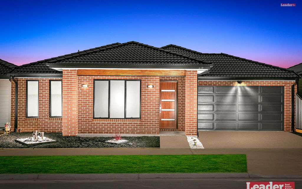 What An Opportunity – Ready To Move In Brand New Home