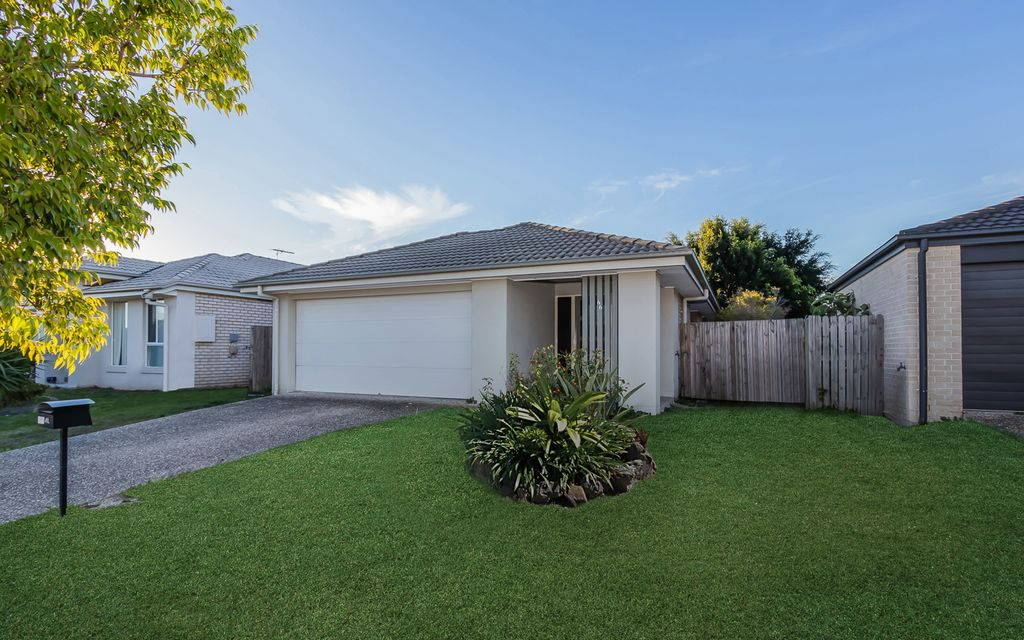 Quality home offers modern single-level living
