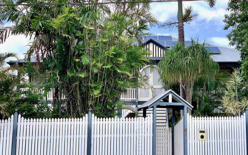 Character Colonial in the Heart of Ashgrove