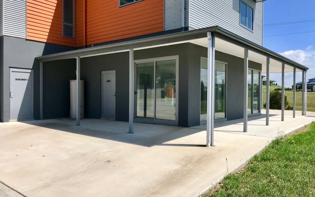 Brand New Commercial Building – Start Your New Business Today!