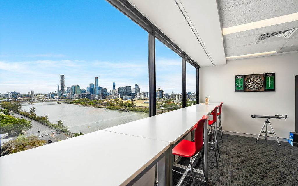 Unparralled views to the CBD, fitted space that is sure to impress; this office suite is destined for success!