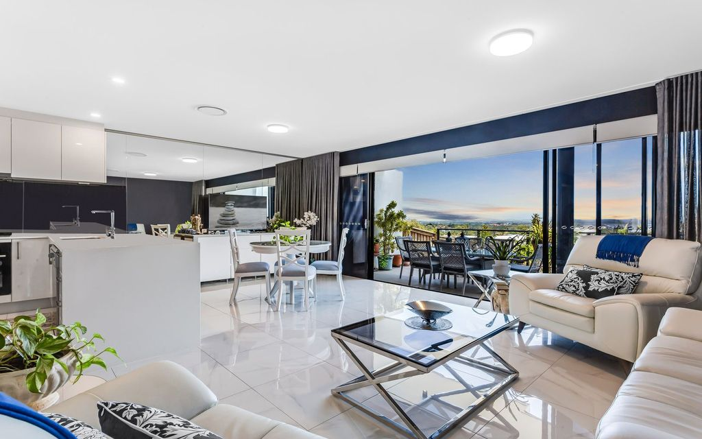 UNDER CONTRACT – CONTEMPORARY HOME WITH SKYLINE VIEWS