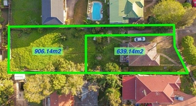 DA approved Subdivision with Boarding House Plans