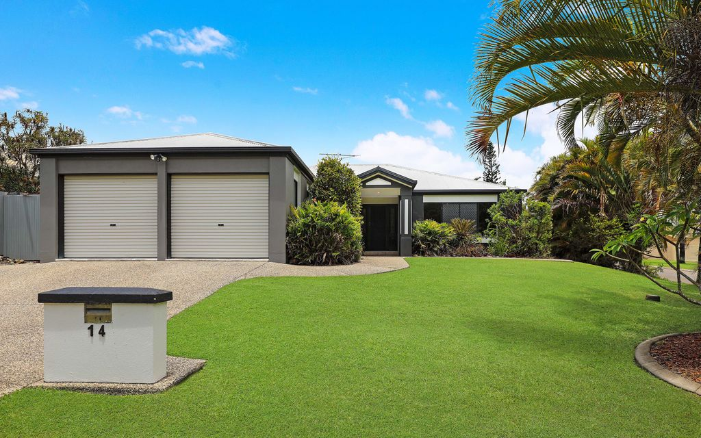 Immaculate relaxed single level home in desirable Buderim locale