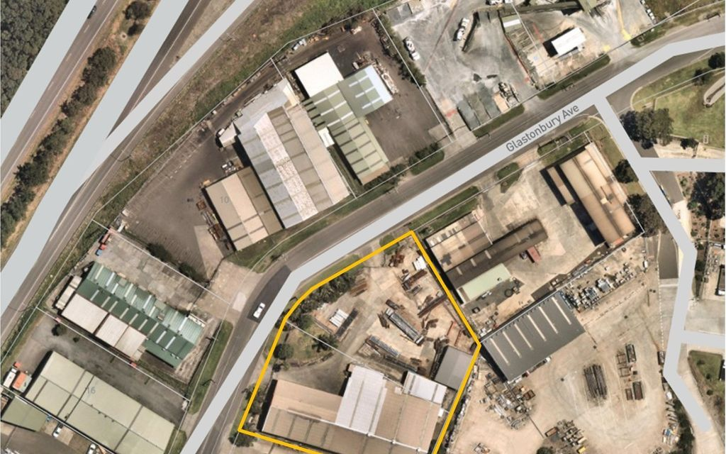 OVER 1 ACRE HEAVY INDUSTRIAL LAND