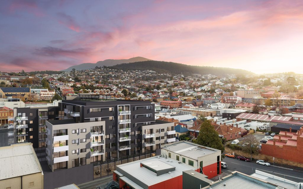 Redifining Contemporary Living Hobart