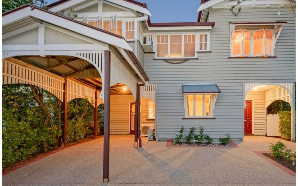 Executive fully furnished rental offers dual living/business options