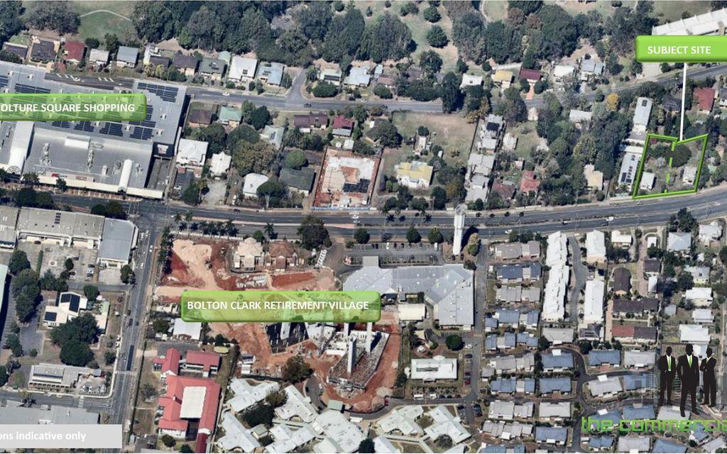 Development Opportunity Along King Street