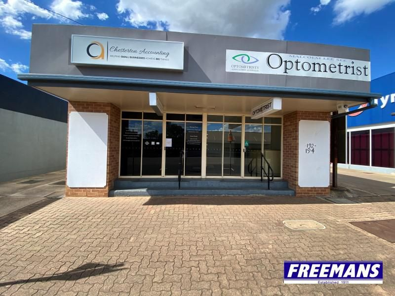 Commercial with occupancy potential
