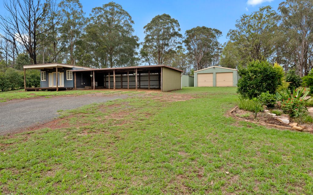5 Acres + Council Approved Granny Flat/Studio
