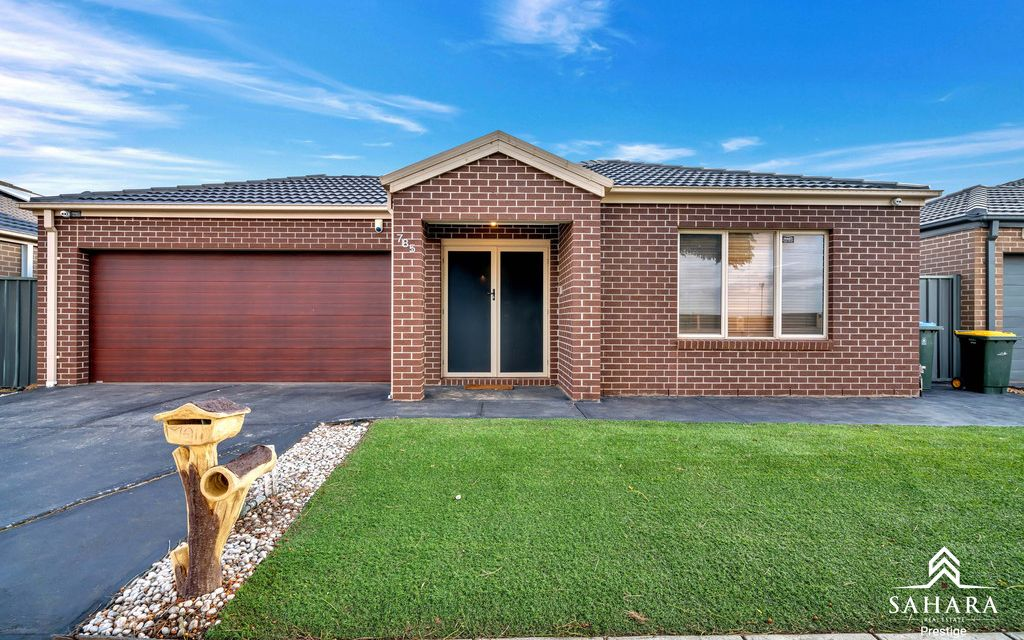 Walking distance to Tarneit Shopping Centre !!!