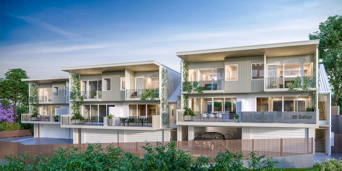 Selling Now! Brand New Luxury Townhouses- Walk To Beach & Private Lift Over 297 Sqm On Title