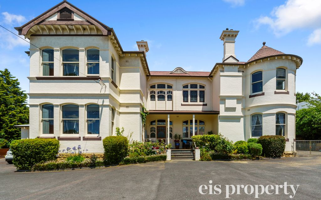 Exceptional historic residence offering enormous possibilities!