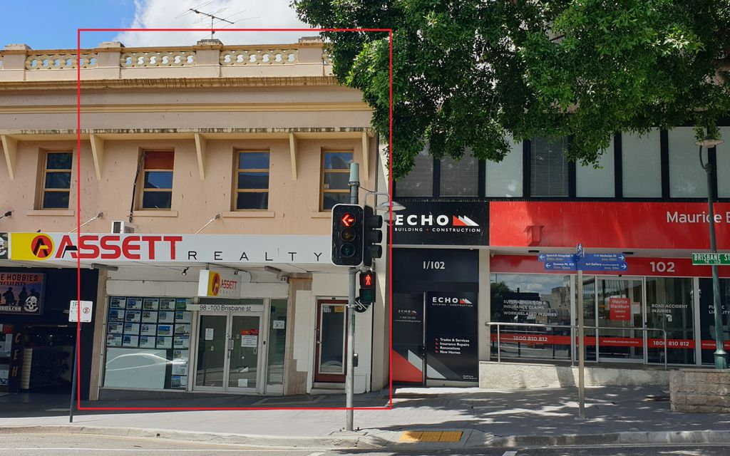 LEASED PRIME CBD FREEHOLD PROPERTY