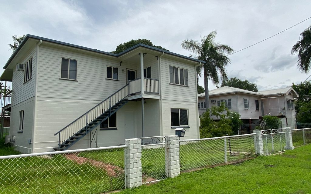 FULLY AIR-CONDITIONED HOME IN LEAFY STREET