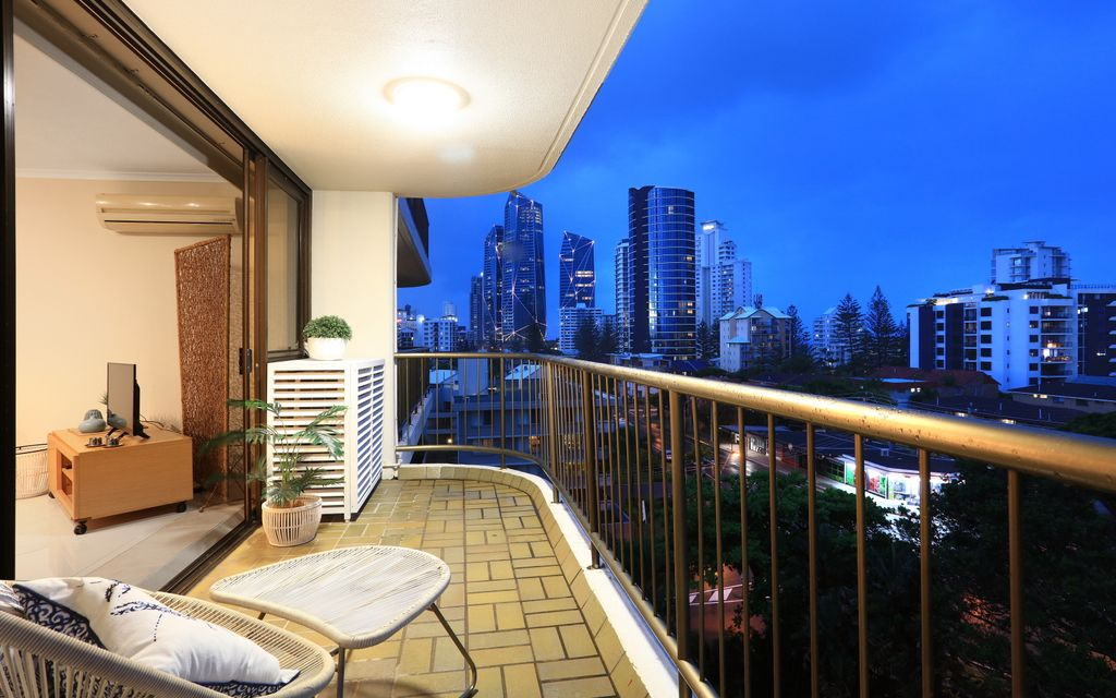 RARE, SOUGHT AFTER AND BEACHSIDE BROADBEACH