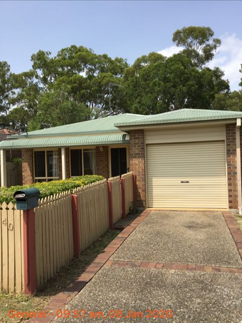 CUTE easy care cottage in THORNESIDE, available 5/2/21 email agent     trish@redlandsrealty.com.au  to arrange an inspection