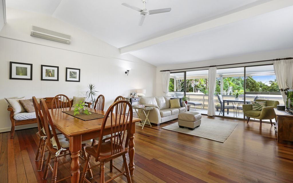 Spacious character villa 'on top' of Buderim