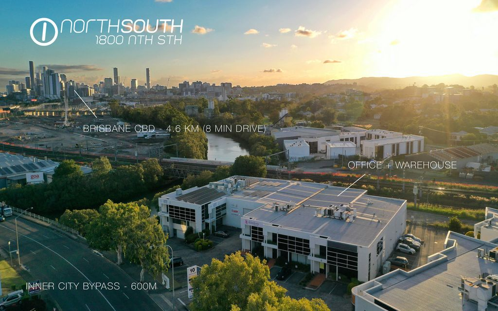Commercial Office + Warehouse near CBD