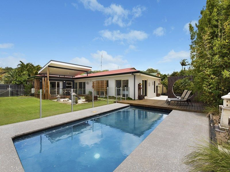 Beautiful 3 bedroom family home with POOL – Edenvale Court, Buderim.
