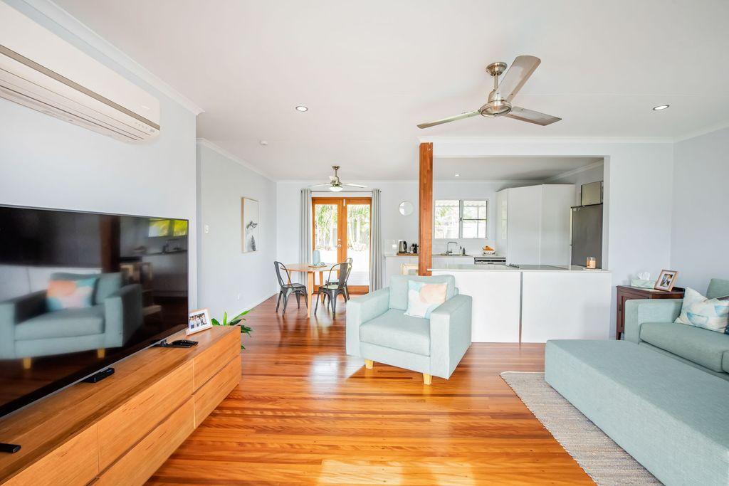Delightful Cottage In East Mackay