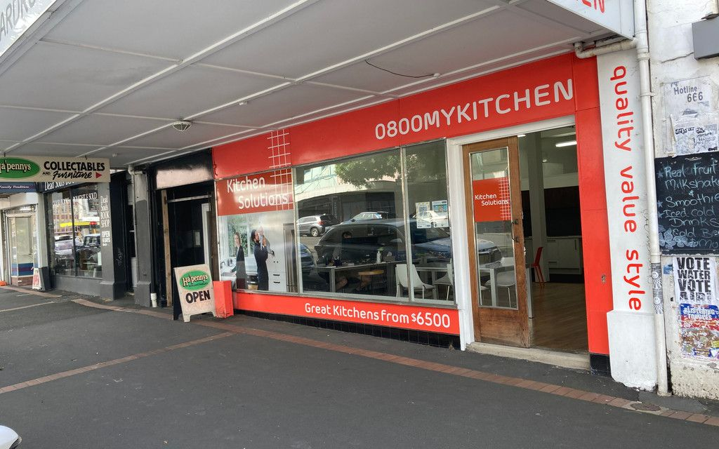 Affordable Retail Space