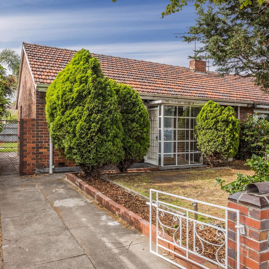 Updated Two Bedroom Home with Off Street Parking