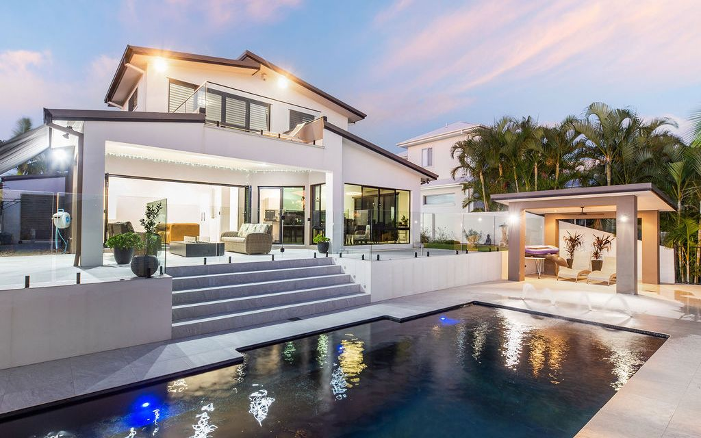 Stunning waterfront family home!