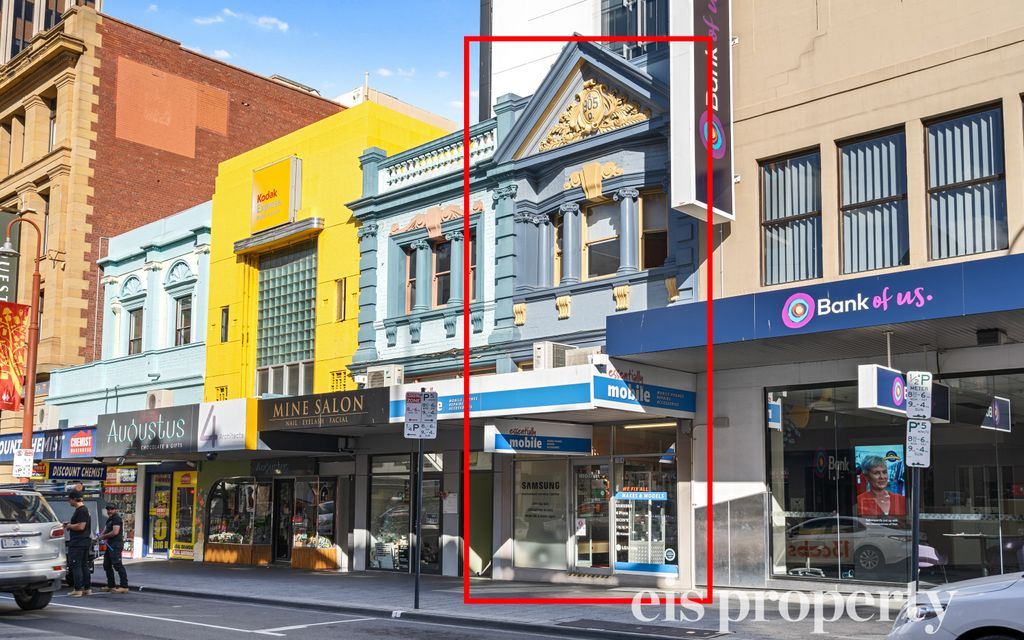 1905 Federation Free Classical – Commercial Building In the Heart of CBD