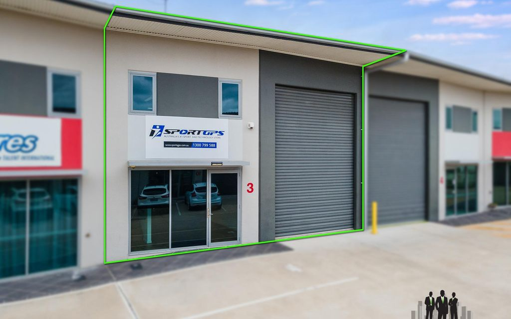 Well Price, Quality Warehouse + Office Opportunity
